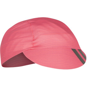 PEARL iZUMi Transfer Cycling Cap, torch red stripe